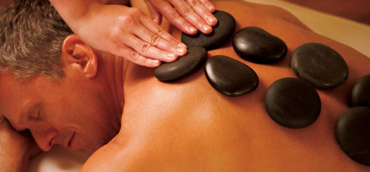 Massage aux pierres chaudes hot stones à neuchatel