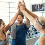 Coaching personnalisé en petits groupes
